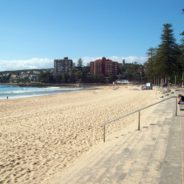 It's Summer at Manly Beach!